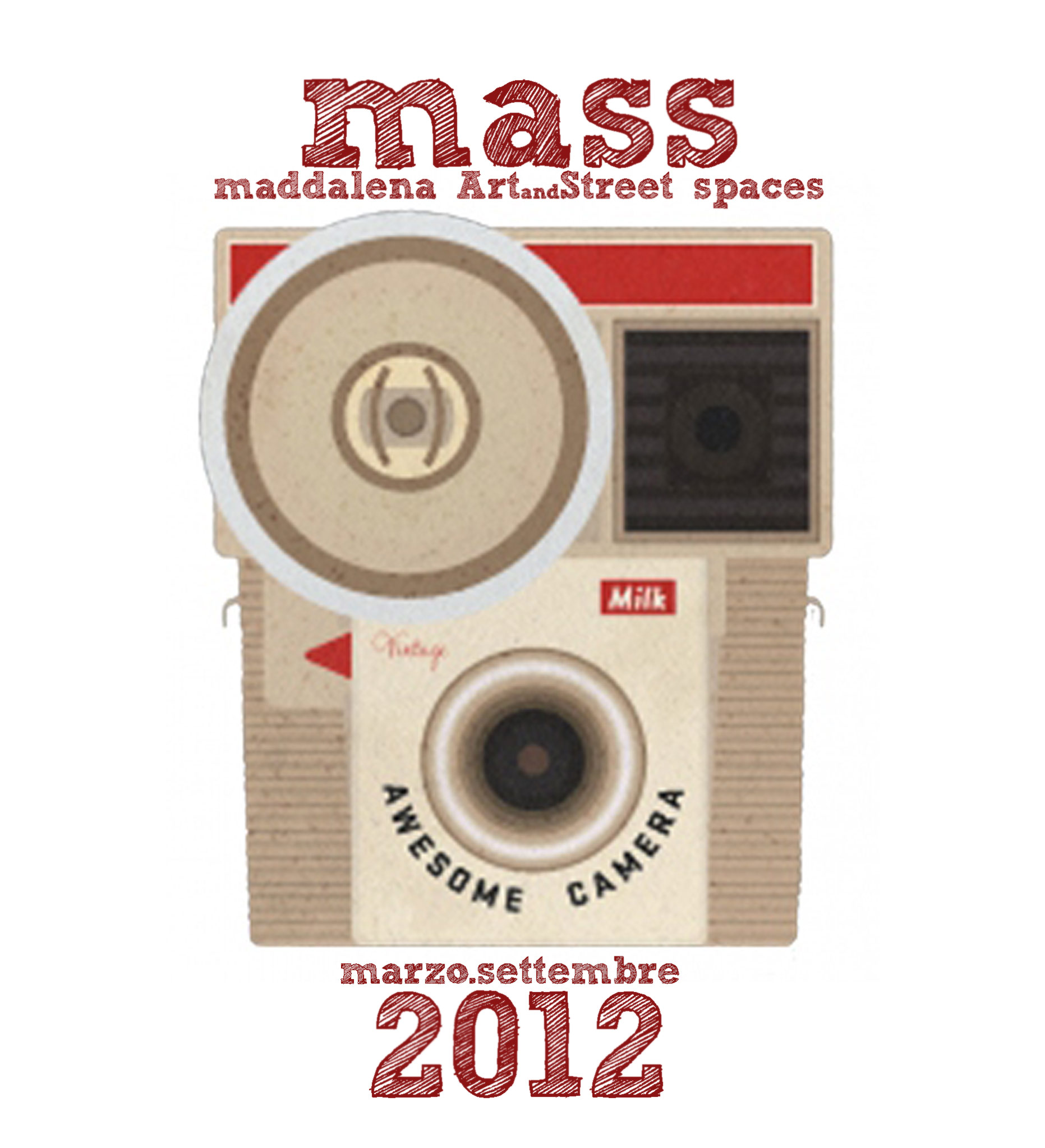 MASS - Maddalena Art & Street Spaces 2012